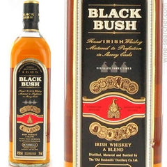 Bushmills Black Bush Irish Whiskey Premium .750L Ireland