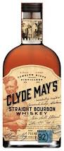 Clyde May's Bourbon Whiskey Kentucky .750L USA