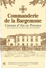Commanderie de la Bargemonne Rose Provence .750L France