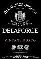 Delaforce .750L Vintage Porto Portugal 2000