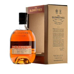 Glenrothes Sherry .750L Cask Reserve Speyside Single Malt