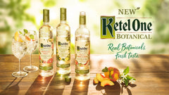 Ketel One Botanical Grapefruit & Rose .750L Holland