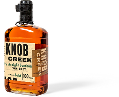 Knob Creek Small Batch Bourbon 100 1.0L Kentucky