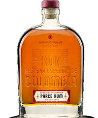 Parce 8 Year Rum .750L Columbia