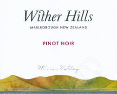 Wither Hills Pinot Noir .750L New Zealand