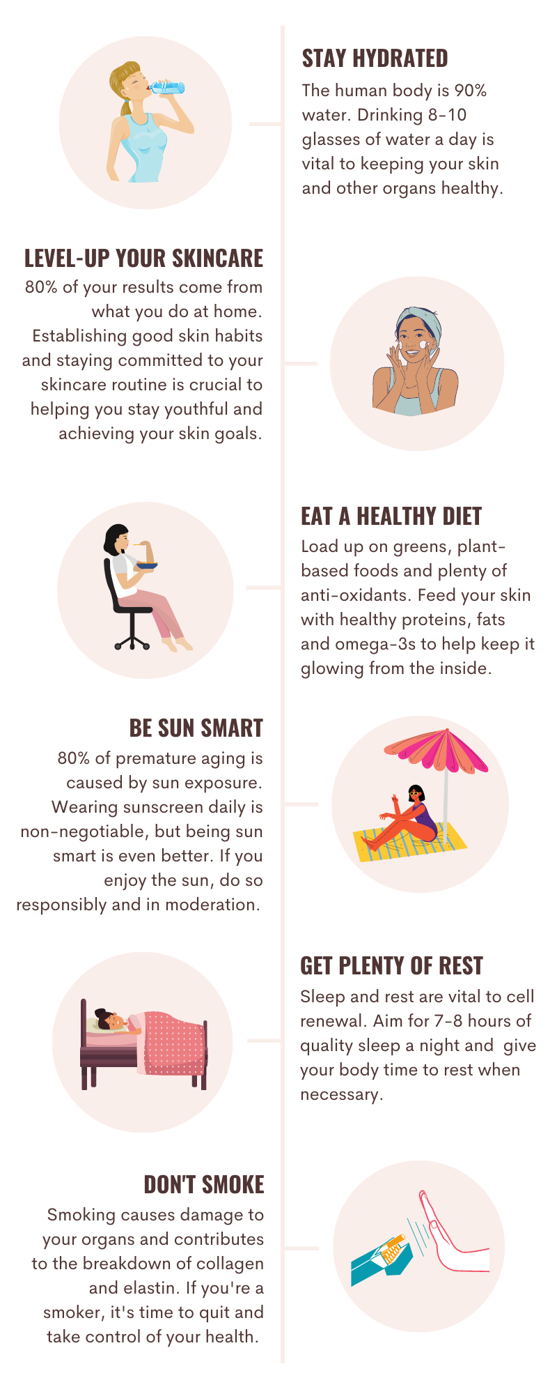 6 Ways to Help You Prevent Signs of Aging by Joanna Kula owner of Skin Devotee Facial Studio in Philadelphia