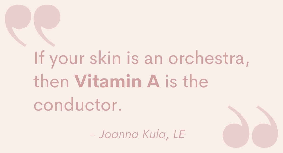 Why you need retinol in your skincare routine by Joanna Kula founder of Skin Devotee