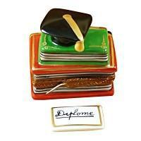 Professional & Graduation-Limoges Box Boutique Porcelain Gifts Hand-Painted