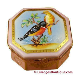 Best Selling New and Vintage Limoges Boxes French Porcelain Trinket Boxes-Limoges Box Boutique Porcelain Gifts Hand-Painted