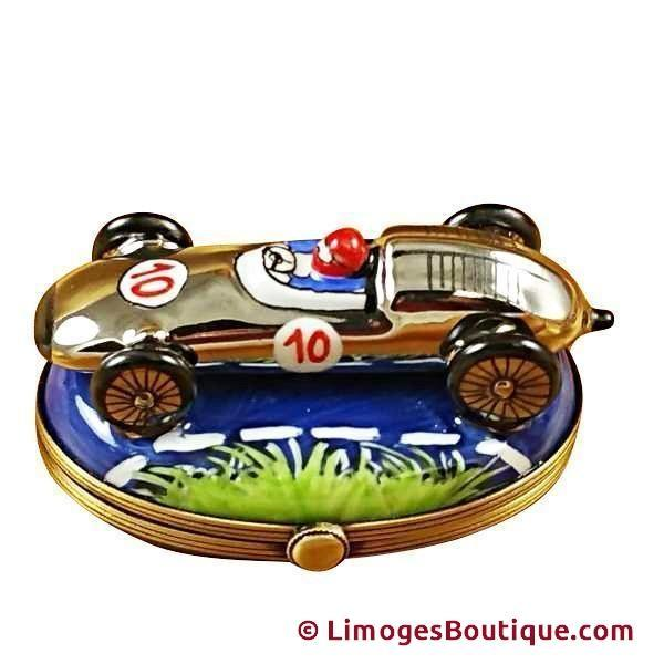 Travel Vehicles Limoges Box Figurines Cars Boats Trains