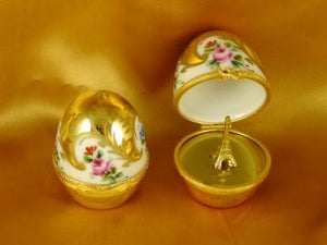 European Limoges Porcelain Boxes