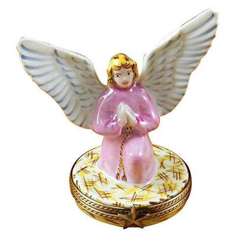 Angel Gabriel Limoges Boxes Limoges Boxes Porcelain Figurines Collectibles French Gifts