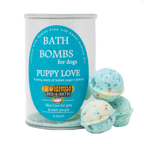 Doggy Bath Bomb's