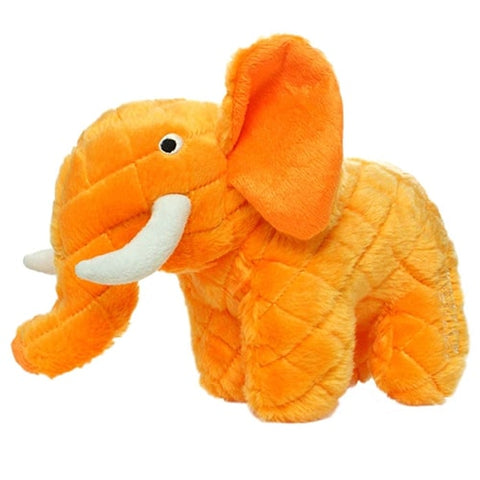 Mighty Safari Series Orange Elephant