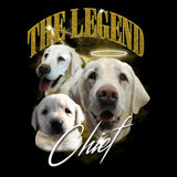 Chief - The Legend Tee