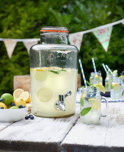 Kilner® Clip Top Drink Dispenser 2 Gallon - Kilner US