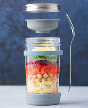 Load image into Gallery viewer, Kilner® All In 1 Food To Go Set - Kilner US