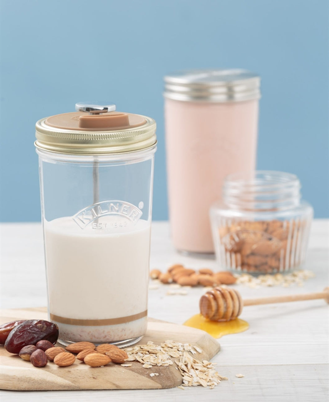 Kilner® Nut Drink Making Set 17 Us Fl Oz - Kilner US