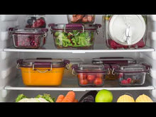 Load and play video in Gallery viewer, Kilner® Fresh Storage Small Set (11.8 Oz, 20.2 Oz, 25.3 Oz)