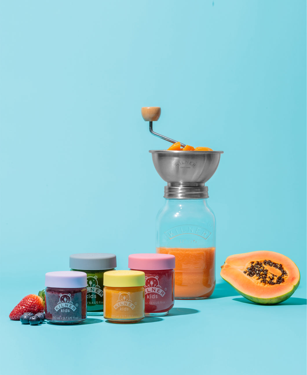 Kilner® Homemade Baby Food Set - Kilner US