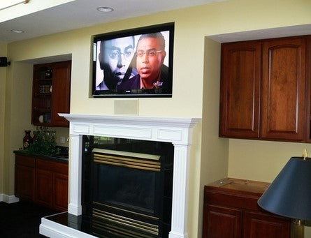 Custom Television and Sound Install