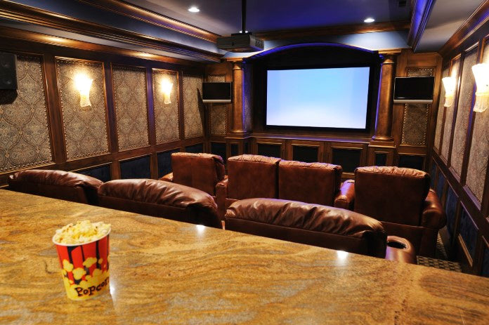 Home Theater Installation Syracuse NY