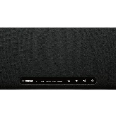 Yamaha Compact Sound Bar With Built-In Subwoofers (SR-C20A)