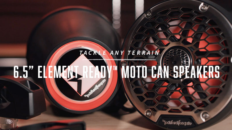 "M2 6.5"" ColorOptix™ Moto-Can Speakers"
