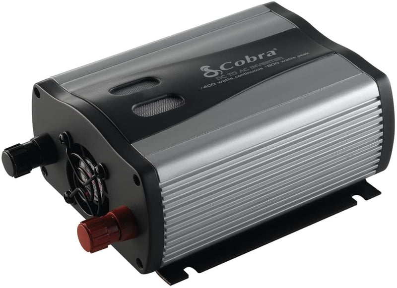 Cobra CPI 480 400-Watt 12-Volt DC to 120-Volt AC Power Inverter