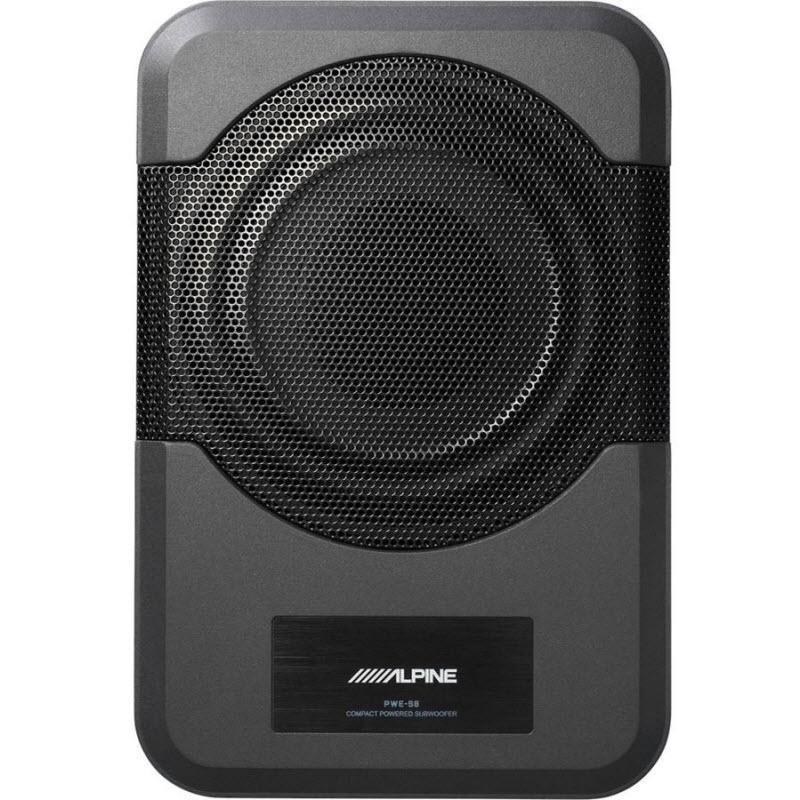 "Alpine PWE-S8 120 watts 8"" Car Subwoofer - Installations Unlimited"