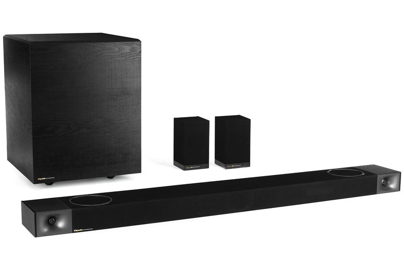 Klipsch Cinema 1200 Dolby Atmos Sound Bar + Wireless Subwoofer