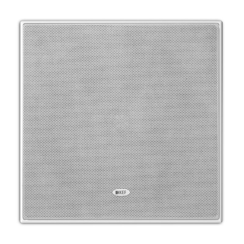 KEF Ci200RS-THX In-Wall Speaker, White