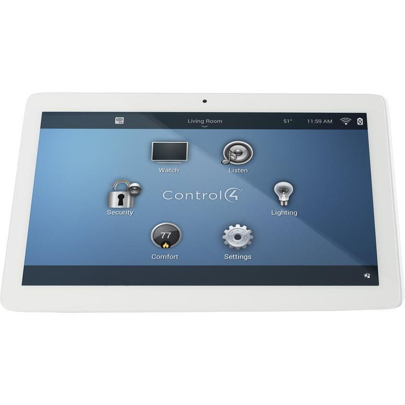 "Control4® T3 Series 10"" Tabletop Touchscreen (White)"
