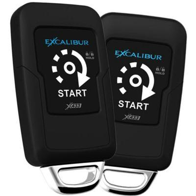 Excalibur RS-271 (Automatic w/ Push Button Ignition) - Installations Unlimited