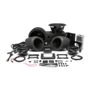 Stereo, front lower speaker, and subwoofer kit for select Polaris GENERAL® models