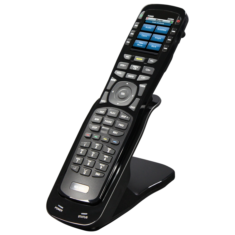 URC MX-890 Universal Remote Control - Installations Unlimited