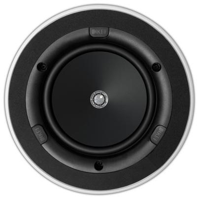 KEF Ci130.2CR In-Ceiling Speaker, Paintable - Installations Unlimited