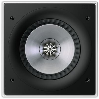 KEF Ci200RS-THX In-Wall Speaker, White - Installations Unlimited