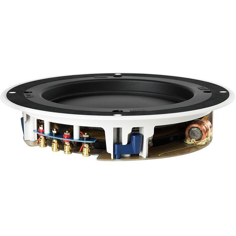 KEF Ci200TRb In-Ceiling Subwoofer, Paintable - Installations Unlimited