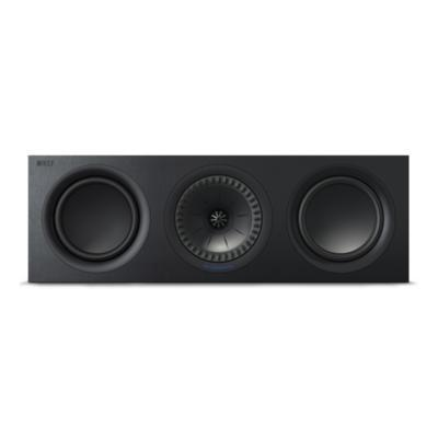 KEF Q650c (B) Centre Channel Speaker, Black - Installations Unlimited