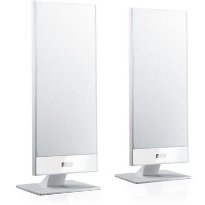 KEF T101 (W) LCR Speaker, White - Installations Unlimited