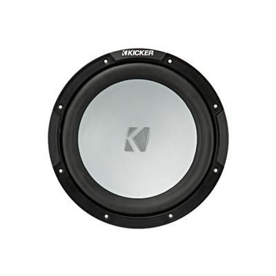 "Kicker 45KMF102 (Marine Speakers and Subwoofers - 10"" Subwoofer) - Installations Unlimited"