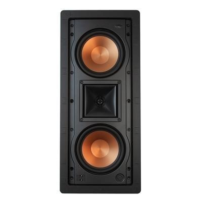 Klipsch R-5502-W II 75-Watt In-Wall Speaker, Paintable - Installations Unlimited