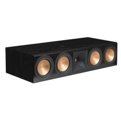 Klipsch RC-64 III (B) 200-Watt Centre Channel Speaker, Black - Installations Unlimited