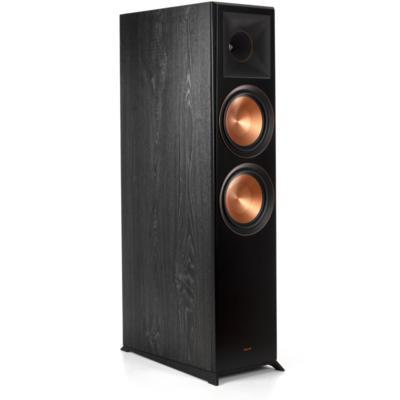 Klipsch RP-8060FA (B) 150-Watt Floorstanding Speaker, Black - Installations Unlimited