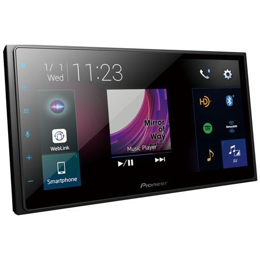 Pioneer DMH-2660NEX -  4-Channel Video Deck with Built-in Bluetooth - Installations Unlimited