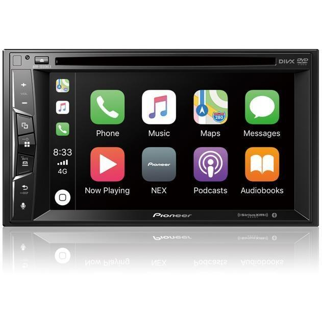 Pioneer AVH-1550NEX 4-Channel Video Deck with Built-in Bluetooth - Installations Unlimited