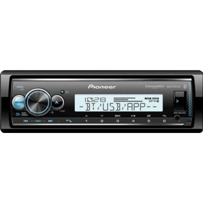 Pioneer MVH-MS512BS Marine Digital Media Receiver with Bluetooth - Installations Unlimited