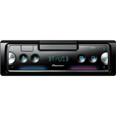 Pioneer SPH-10BT 4-Channel Car Deck with Built-in Bluetooth - Installations Unlimited
