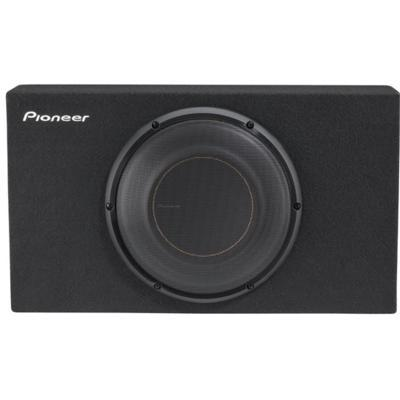 "Pioneer TS-D10LB Sealed Subwoofer Box with a 10"" Subwoofer - Installations Unlimited"